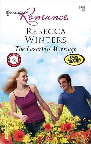 Book The Lazaridis Marriage