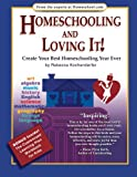 """Create Your Best Homeschooling Year Ever.  Learn the art of stress-free homeschooling so you can homeschool your children without losing your mind or your pocketbook.  """"Homeschooling and Loving It!""""  is for both new and experienced homeschool..."""