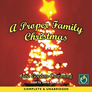 A Proper Family Christmas Audiobook