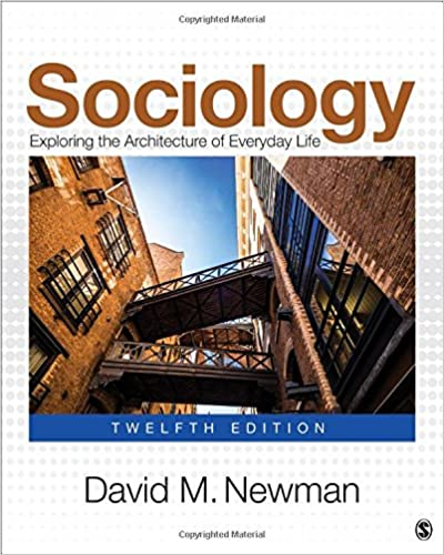 Amazon sociology exploring the architecture of everyday life sociology exploring the architecture of everyday life 12th edition fandeluxe Gallery