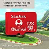 SanDisk 128GB microSDXC-Card, Licensed for