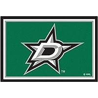 Fanmats NHL Dallas Stars Nylon Face 5X8 Plush Rug