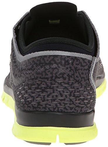 Nike Free 5.0 Tr Passer Til 4 Print Dame FitnesssSko Grå (medium Aske / Sort-ivory-volt 200) EmfCBG6r0y