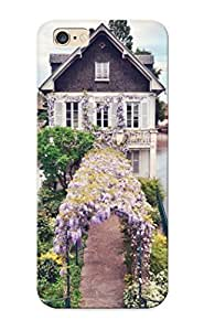 Diy Yourself Anti-scratch case cover Honeyhoney protective Franch House case cover X8LUxlMYKwa for iphone 4 4s