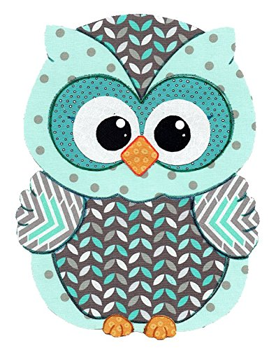 Baby Quilt Patterns by Kiddie Komfies, Owl Patchwork Quilt Pattern Boy Girl  Quilt Kit Easy 42