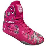 Otomix Women's Stingray Escape Bodybuilding Lifting MMA & Wrestling Shoes Pink/Camo 6