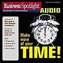 Business-Englisch lernen Audio - Zeitmanagement einmal anders. 4/2012 Hörbuch von  div. Gesprochen von:  div.