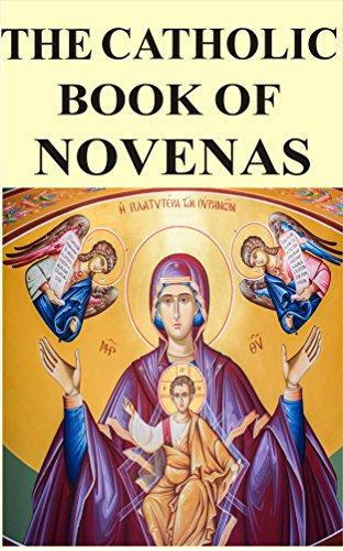 Novena Prayer Card - CATHOLIC BOOK OF NOVENAS