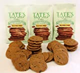 no bake chocolate - Tate's Bake Shop Gluten Free Chocolate Chip Cookies, 7oz Bag, Pack of 3