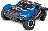 Traxxas Slash: Blue 1 10
