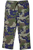 EGG by Susan Lazar Baby Boy's French Terry Pant Camo