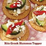 RITZ Whole Wheat Crackers, 12.9 oz