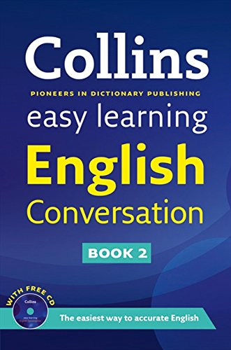 Download Collins Easy Learning English Conversation: Book 2 [With CD (Audio)] pdf epub