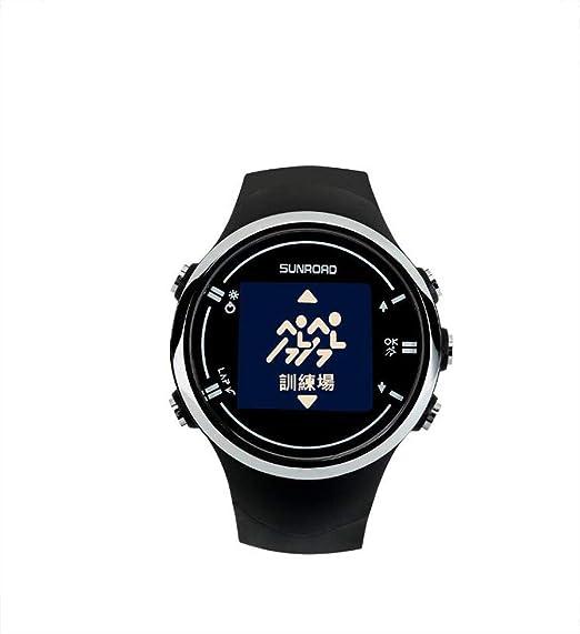 Deportes al Aire Libre Reloj Riding Triatlón Reloj de Ritmo cardíaco Natación Posicionamiento GPS/Navegación
