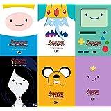 Adventure Time: The Complete Series Seasons 1-6 DVD Cartoon Network