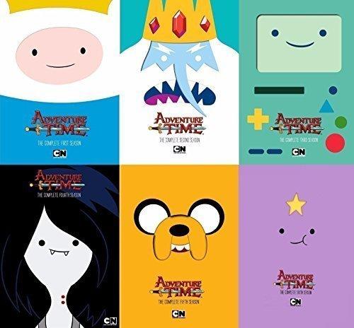 Complete Series Seasons 1-6 DVD Cartoon Network ()