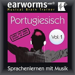 Portugiesisch (vol.1): Lernen mit Musik Hörbuch