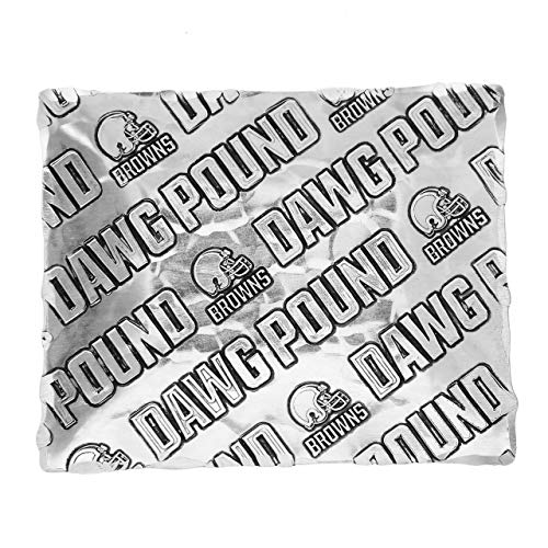 Wendell August Cleveland Browns Patterned Accessory Tray