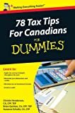 78 Tax Tips for Canadians, Christie Henderson and Brian Quinlan, 0470676582