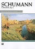 Schumann -- Carnaval, Op. 9, Robert Schumann, 073908190X