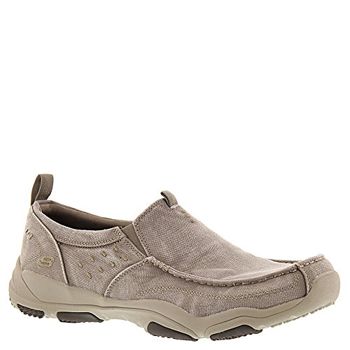 - Skechers Men's Larson Bolten Slip-On,Taupe,US 8 M