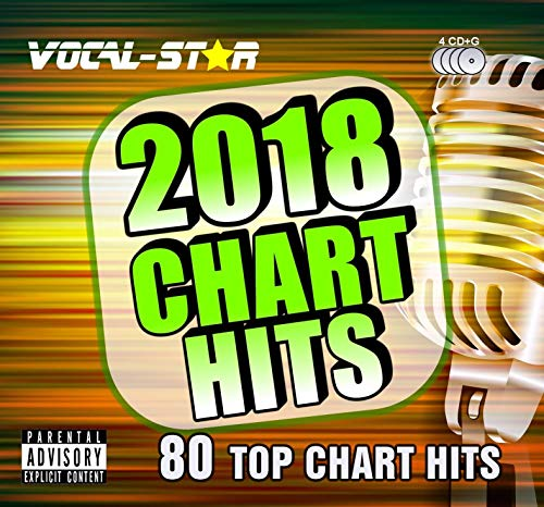 Vocal-Star 2018 Chart Hits Karaoke