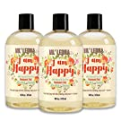 3-in-1 Baby Shampoo Body Wash and Bubble Bath - 48 oz - by Lil Leona