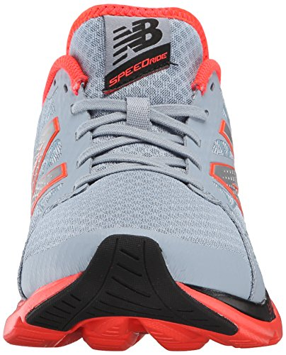 New Balance Men's M690V4 Running Shoe Silver VVCC1SXnie