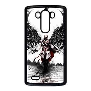 Assassin LG G3 Cell Phone Case Black DIY Gift pxf005-3699388