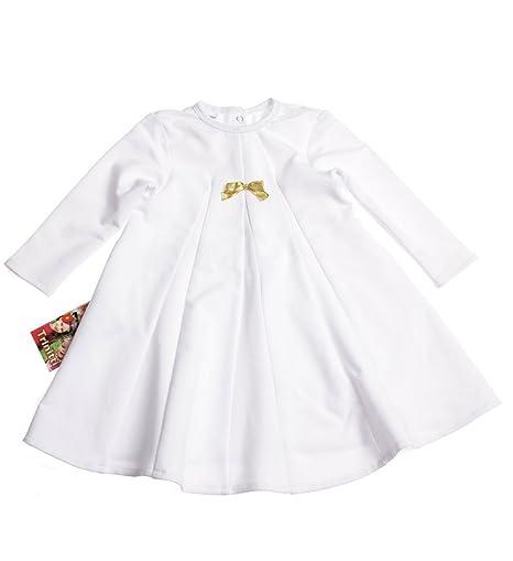 0ef4e5b4b TRINITTI bebé vestido para niña verano simple arte de costura para  confeccionar vestido de la boda ...
