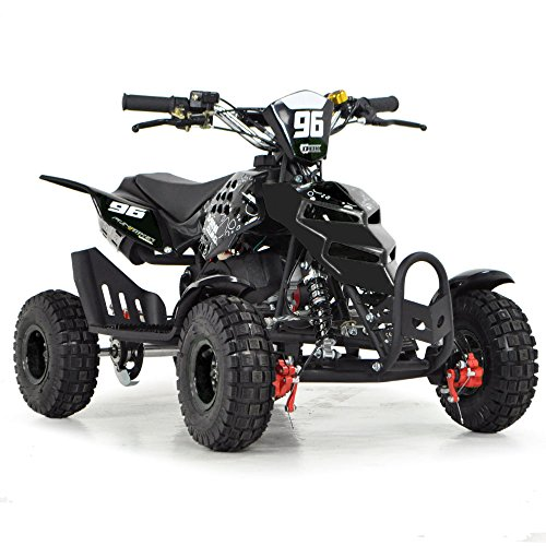 FUN:BIKES FunBikes Kids Mini Quad Bike 49cc 50cc Petrol Quad - Ride On ATV...
