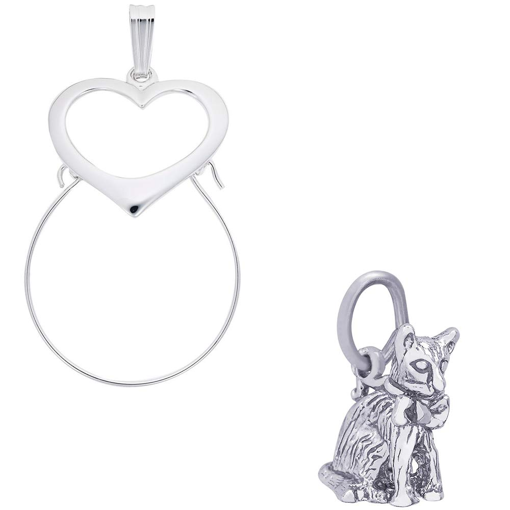 Rembrandt Charms Cat Charm