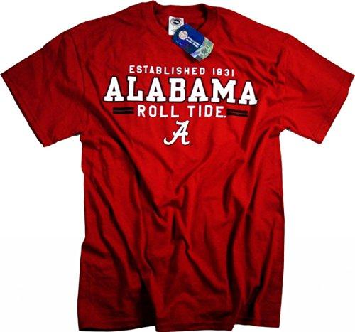Alabama Crimson Tide Shirt T-Shirt Hat Hoodie Flag Jersey University Apparel XL
