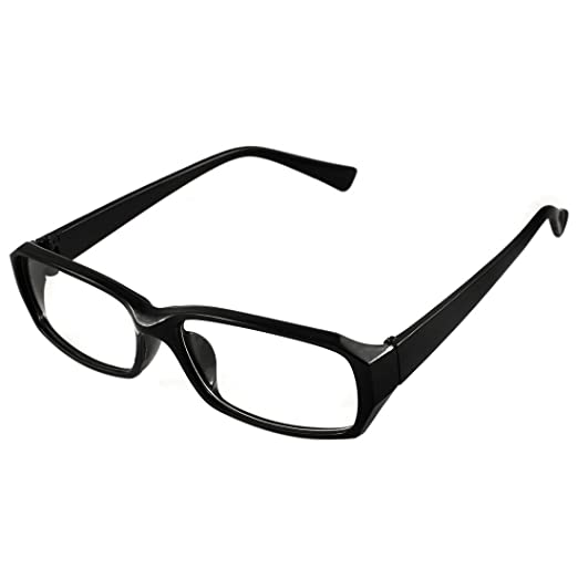 496ec0093c22 Amazon.com  uxcell Unisex Chic Eyeglasses Glasses Eyewear Plain ...