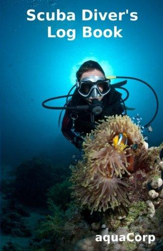 Scuba Diver's Log Book