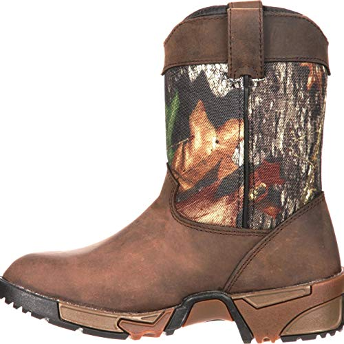 Pictures of Rocky Kids' FQ0003639 Mid Calf Boot Mossy Oak Break Up Infinity 4