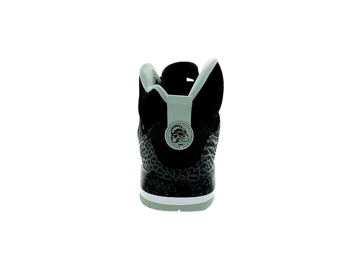 Black//Cool Grey//Mist White 6 Jordan Spizike Big Kids Style