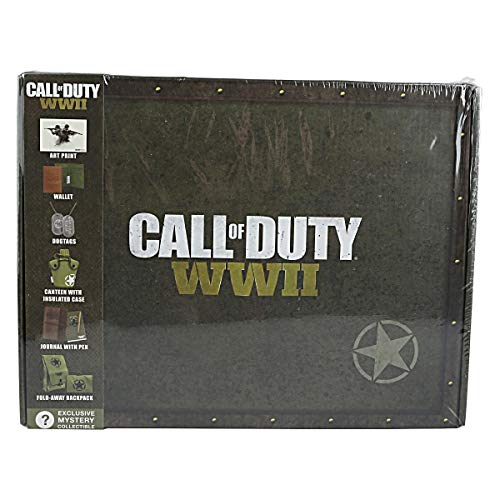 Call of Duty WWII Box Special Edition For Collector Boy's Will loved