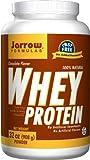 Jarrow Formulas Whey Protein Chocolate 2 lbs (32 oz / 908 g)