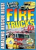 Lots and Lots of Fire Trucks DVD Vol. 2