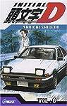 Initial D, tome 6 par Shigeno