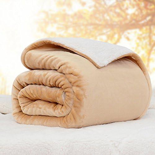 GYP 毛布、居心地の良いフランネル毛布大人のために投げる子供の家庭ポリエステルマイクロファイバーシワ耐性ブランケットアンチフェードブランケット220CM * 240CM ( 色 : #5 , サイズ さいず : 220cm*240cm )