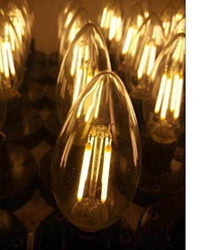 W 2700 E12 ClairBlanc Chaud Ampoule KLed Rohsce Base Edison 20 35RjLqSc4A