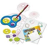 Lansay - 31002 - Loisirs Créatifs - Spirograph Kit Artiste