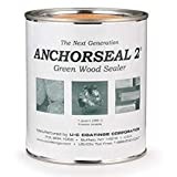 Anchorseal 2 Green Wood Sealer Gallon