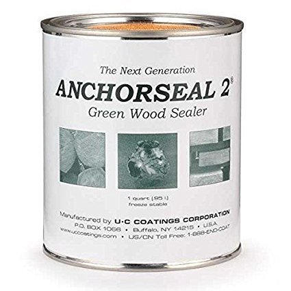 Anchorseal 1 gal, 2 Green Wood Sealer Gallon