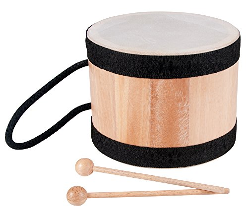 Congas Bass - Westco Tom Tom Drum with Mallets (7 x 5.5 inches; Age 12+)