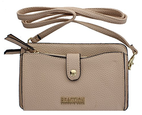 Kenneth Cole Reaction KN1868 Alpine Mini Cross Body Bag (PALE)