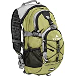 TETON Sports Oasis 1100 Hydration Pack | Free 2-Liter Hydration Bladder | Backpack design great for Hiking, Running, Cycling, and Climbing 25 SATISFY YOUR THIRST FOR ADVENTURE: Lightweight and comfortable; This hydration pack is a terrific companion for all your day-long or overnight hydration needs; Size 1100 Cubic Inches (18 L) FREE HYDRATION BLADDER: BPA free, 2-liter hydration bladder; Durable, kink-free sip tube and innovative push-lock cushioned bite valve; Large 2-inch (5cm) opening for ice and easy cleaning CUSTOMIZABLE COMFORT: Backpack for men, women, and youth; Adjusts to fit all frames comfortably; Notched foam stabilizer and mesh covering means you can wear this pack for hours