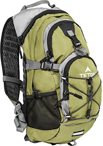 Hiking Cycling TETON Sports Oasis 1100 Hydration Pack; Free 2-Liter Hydration Bladder; For Backpacking and Climbing Running